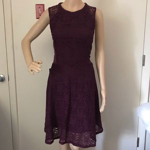 The Limited Princess embroidered dress NWT